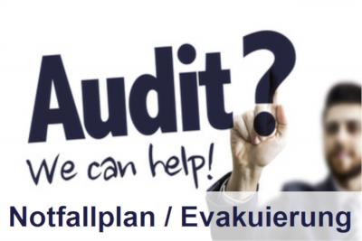 Audit Evakuierungskonzept / Audit Evakuationskonzept