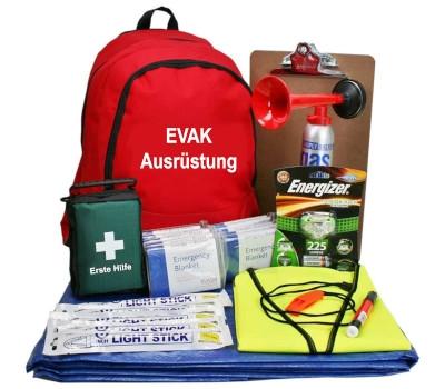 Ausrüstung Evakuation - EVAK Helfer Ausrüstung