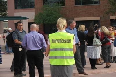 Evakuationsübung / Evakuierungsübung